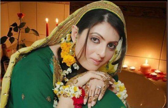 Mehndi Makeup Bridal : Mehndi makeup asian bridal and wedding