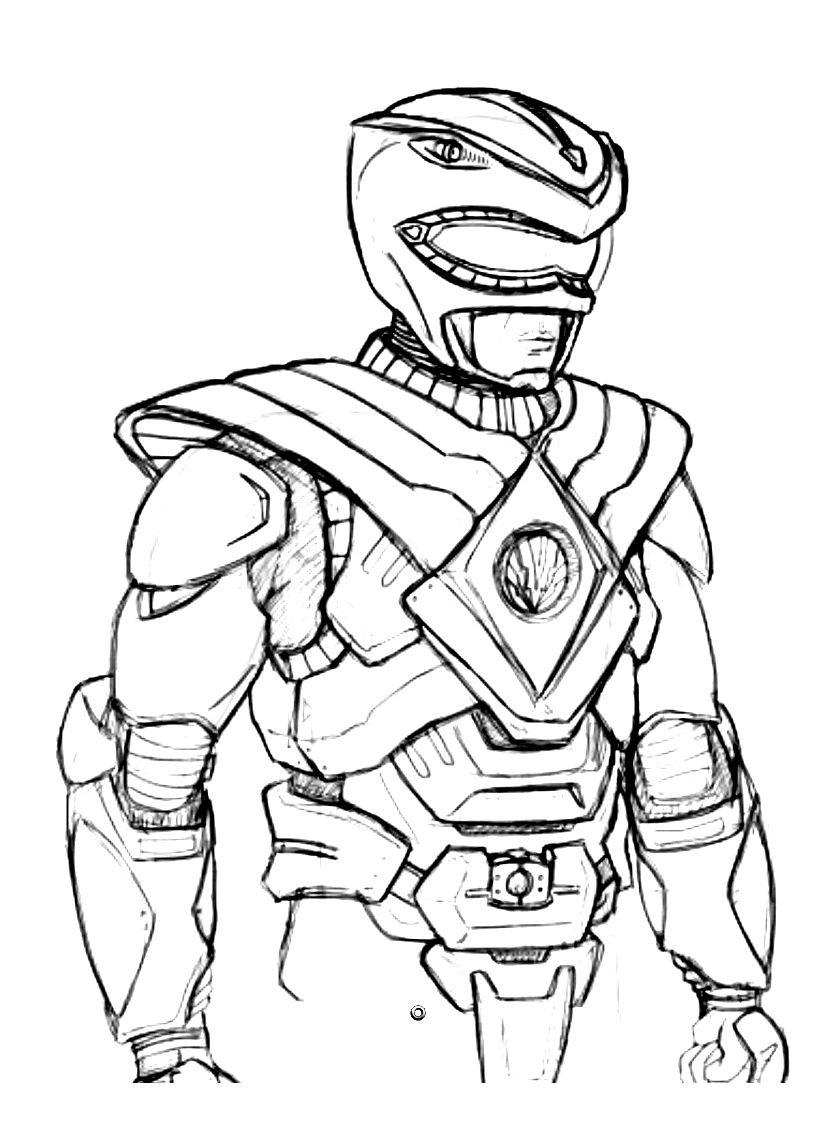 9 ordinaire Power Ranger Coloriage Photograph | Coloriage ...