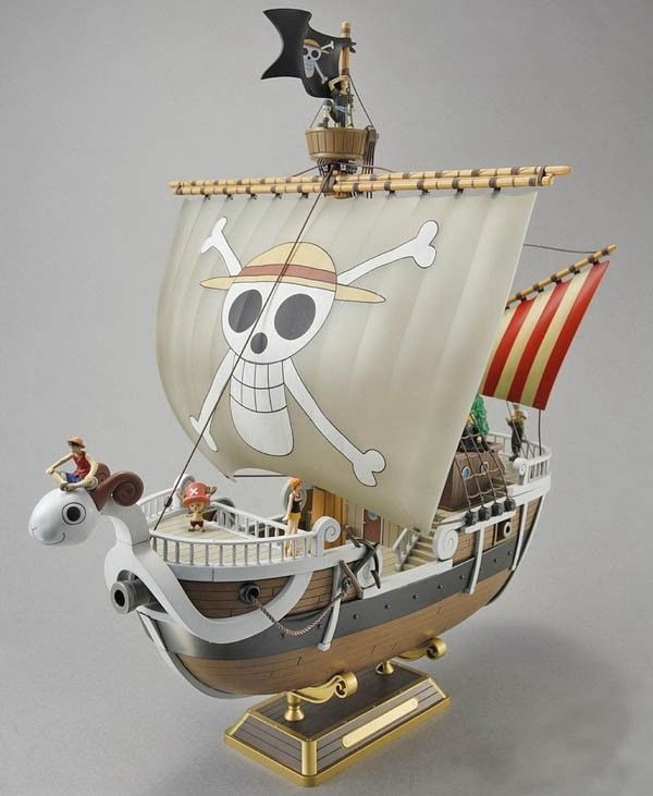 One Piece Grand Going Merry Ship Anime Manga Collection Action Figur Spielzeug