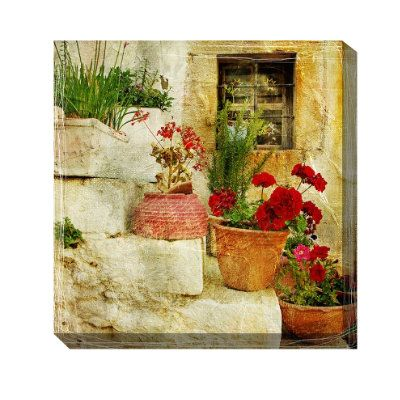 Simply Perfect Outdoor Canvas Art   outdooor   Pinterest