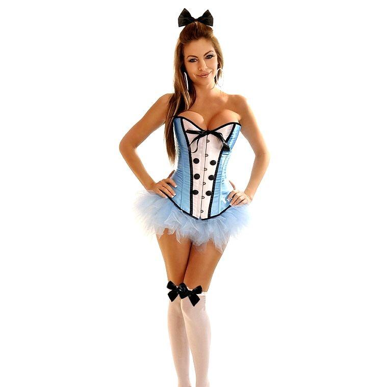 ab8cacbdce HowCool.com - Daisy Corsets DAISY-1798 -  89.95 - Sexy Alice In Wonderland  Costume