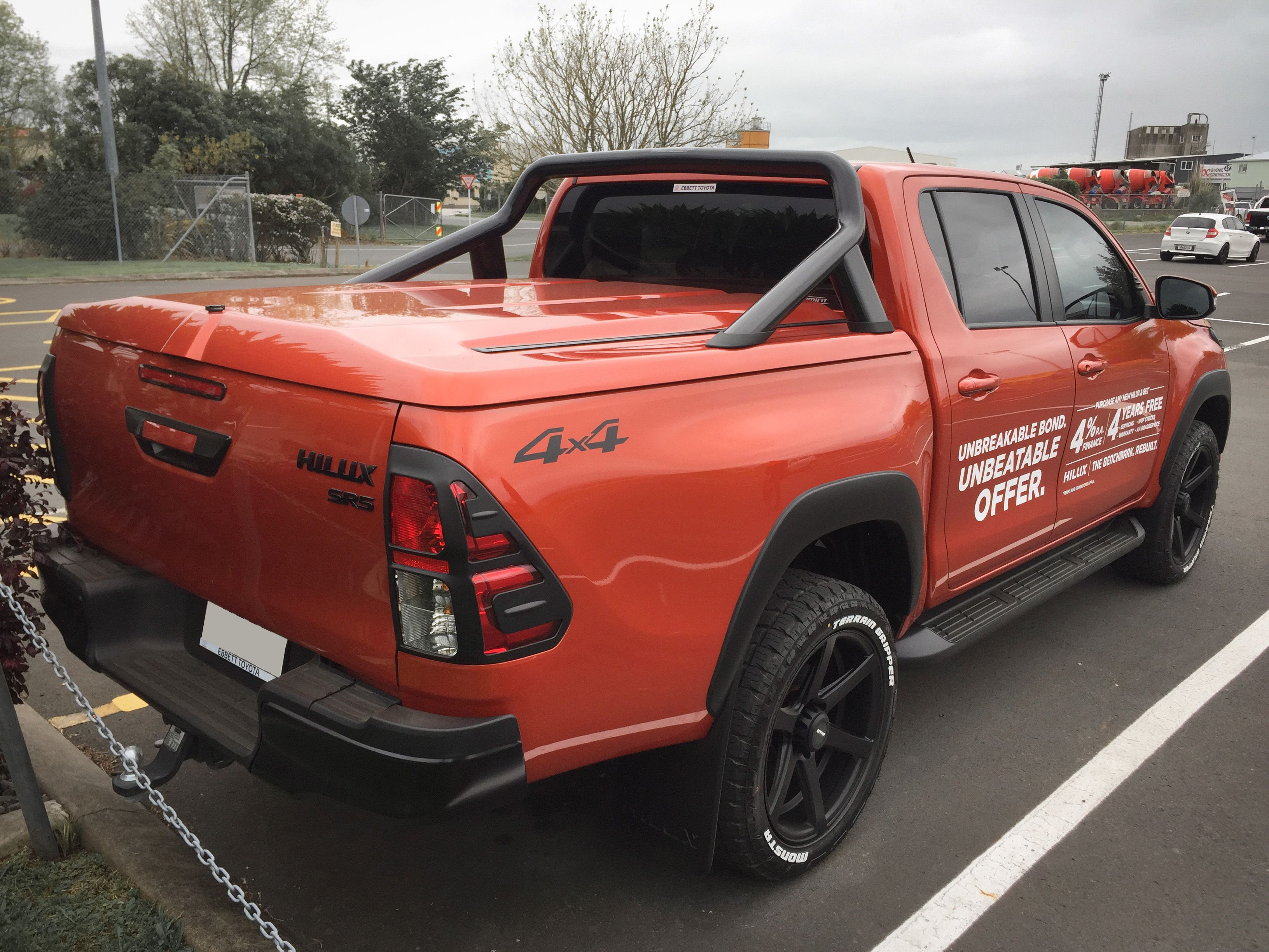 Sportlid For Tango ピックアップトラック ハイラックス 車
