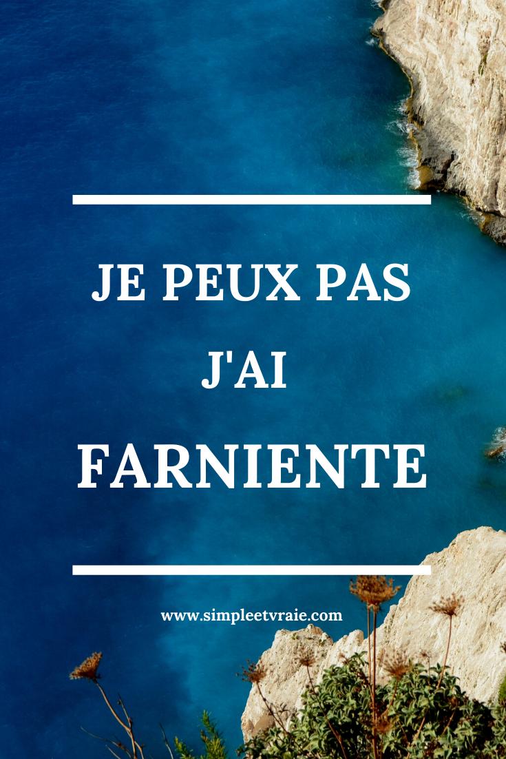 Faire une pause, est-ce bien raisonnable? OUIII ! Cela nous fait du bien.  #farniente#sieste#pause#slow#nerienfaire#viesimple#repos