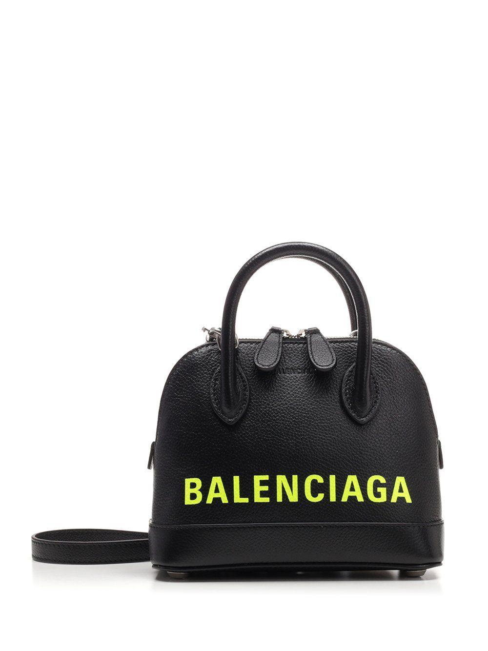 BALENCIAGA BALENCIAGA VILLE XXS TOTE BAG bags bags