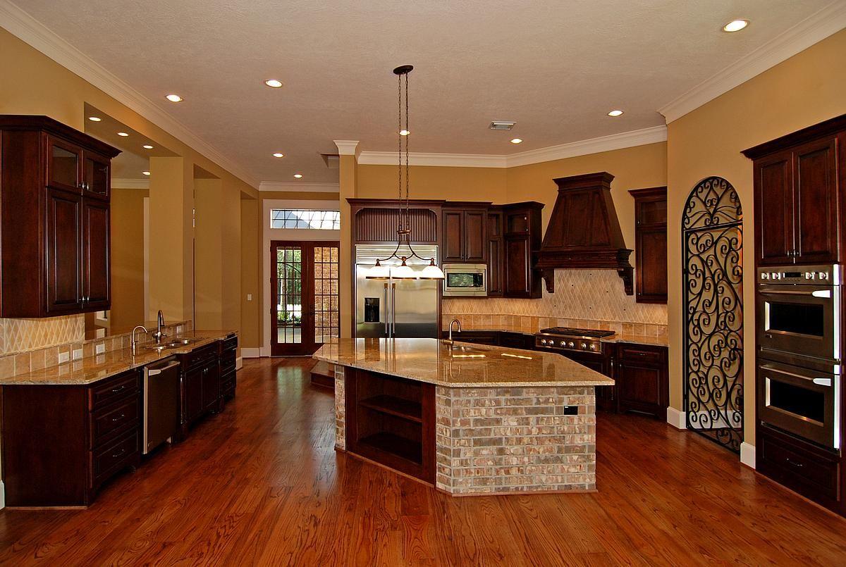 Best Beautiful Large Kitchen Home Design Decor Home Decor 400 x 300