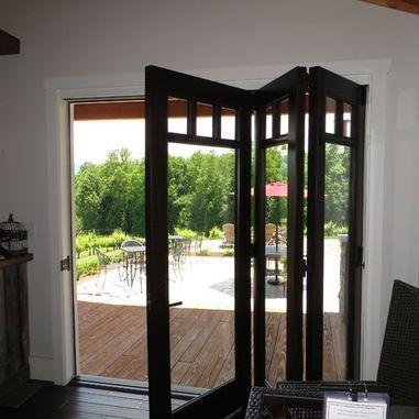 folding patio doors with screens. Wonderful Doors Kitchen To Deck Doors Bifolding Patio Door Pinmydreambackyard To Folding Doors With Screens R