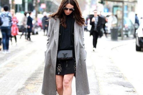 Street Style de Fashion Week Milán   Galería de fotos 4 de 20   VOGUE