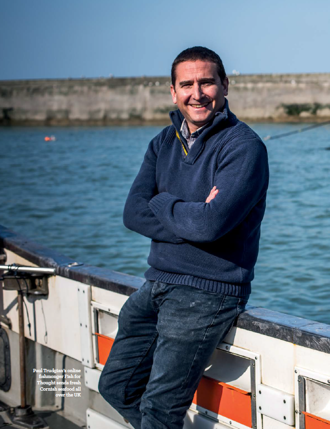 Paul Trudgian - Founder of Fish for Thought