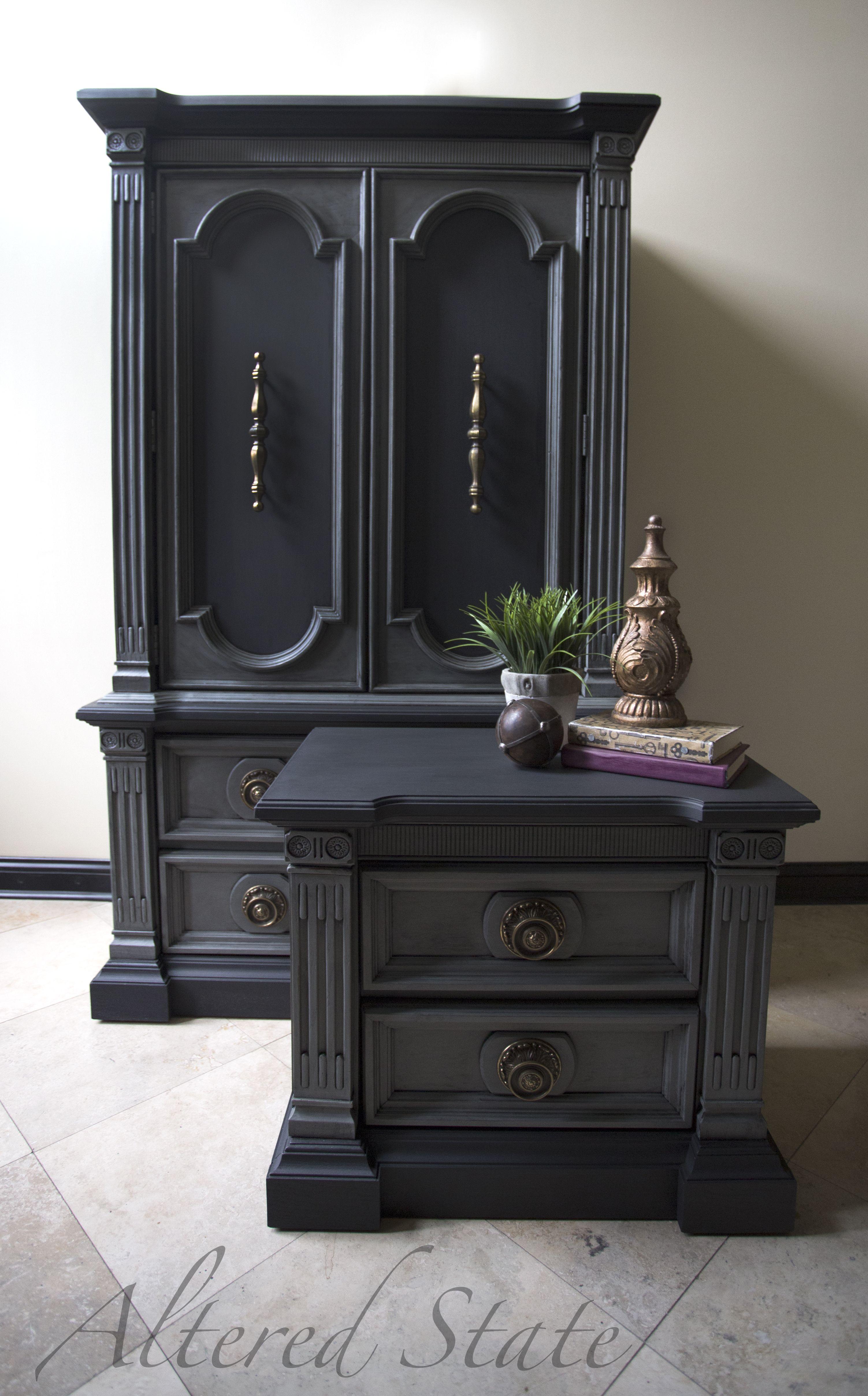 pin von marie eisen auf wohnung pinterest m bel restaurieren kreidefarbe und restaurieren. Black Bedroom Furniture Sets. Home Design Ideas