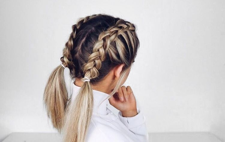 A Hair Styling Video Is Now Up On My Channel Link Is In My Bio Just Some Quick And Easy Hairstyles Gorgeous Braids Cute Hairstyles For Short Hair Hair Waves