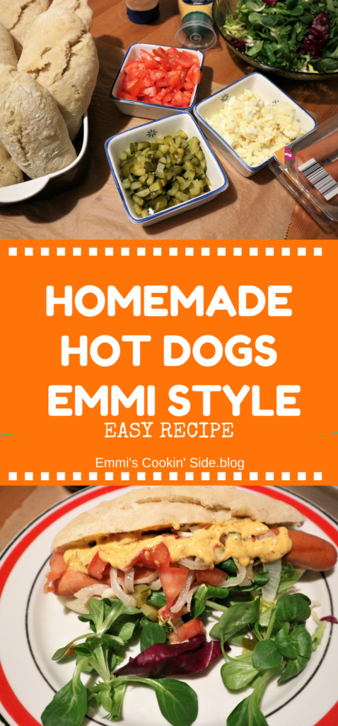Homemade hot dogs emmi style my way of fast food delicious homemade hot dogs emmi style my way of fast food delicious homemade hot dog forumfinder Images