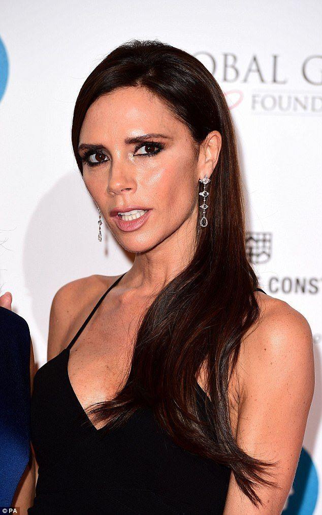 Victoria Beckham opens up her £2,000 makeup bag Victoria