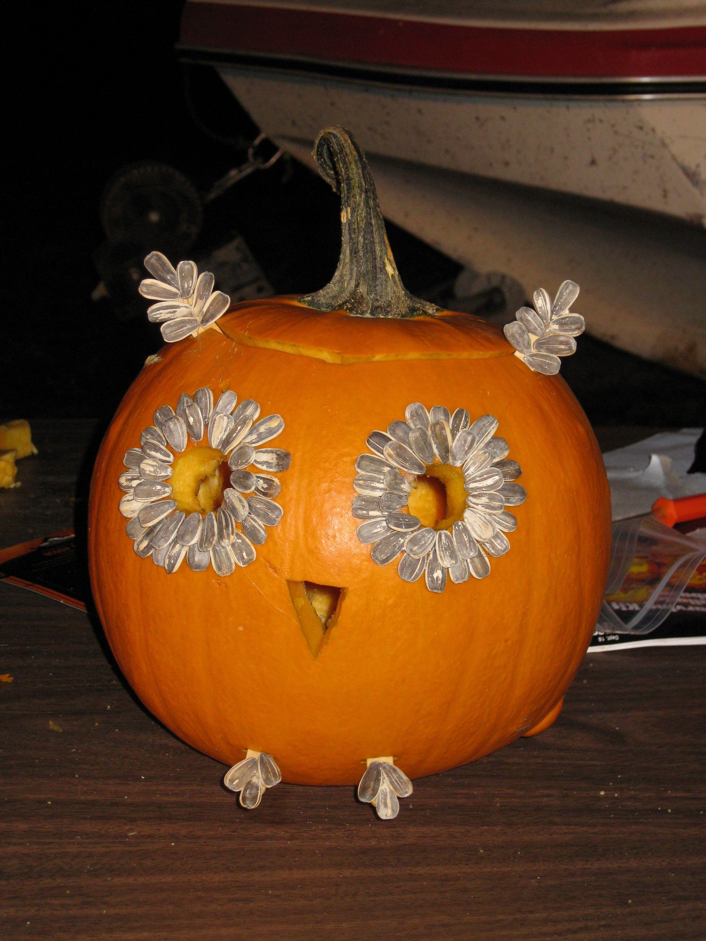 My Owl Barn Free Halloween Pumpkin Carving Owl Templates | HD ...