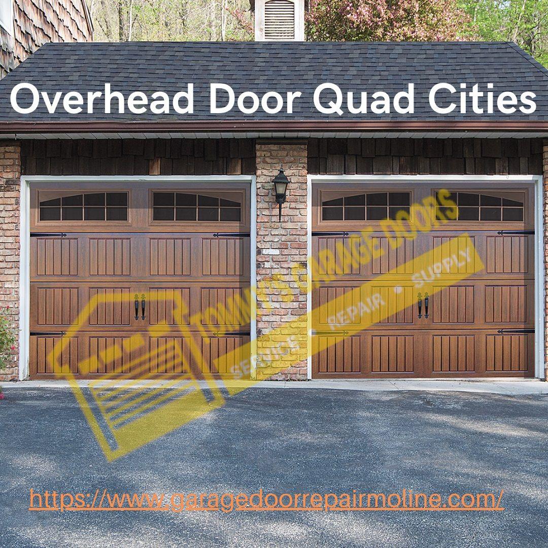 Pin On Overhead Door Quad Cities