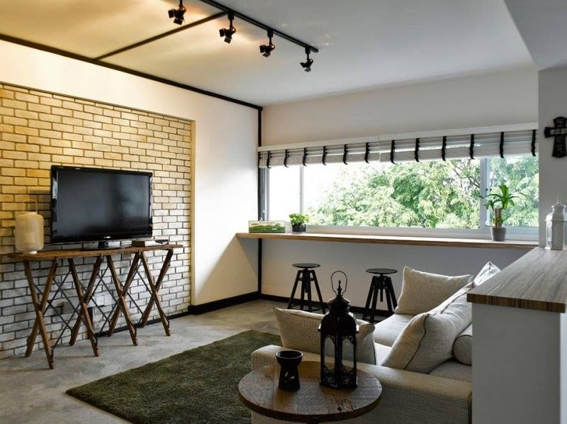 Beautiful Home Designs That Really Exists In Singapore Home Renovation Singapore