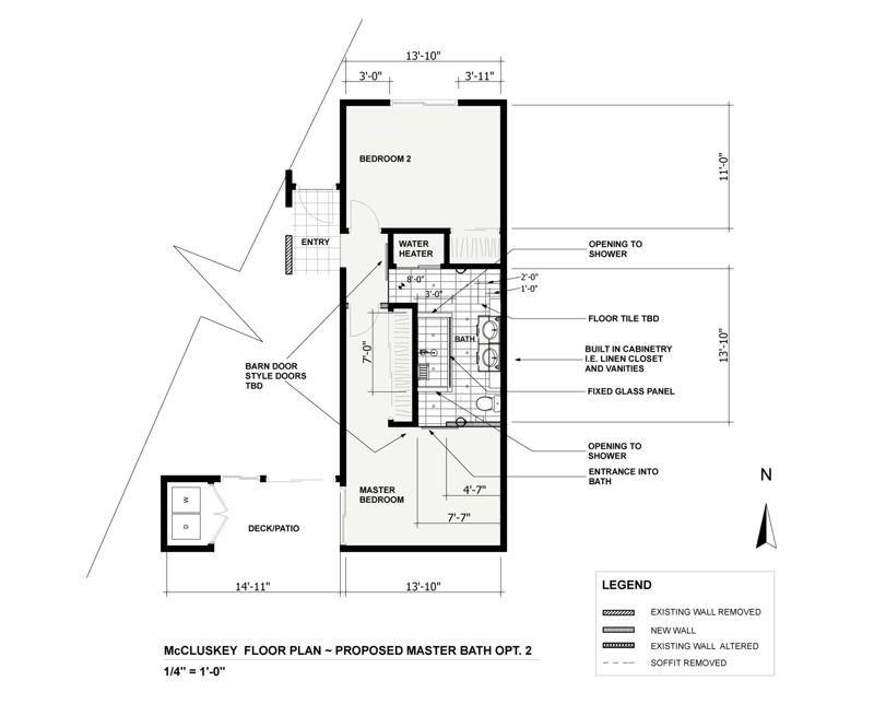 narrow master bathroom layout - Google Search | Bathroom ...