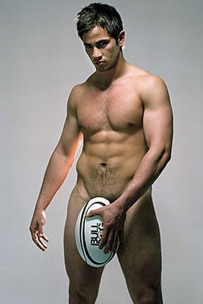 Nude english rugby players