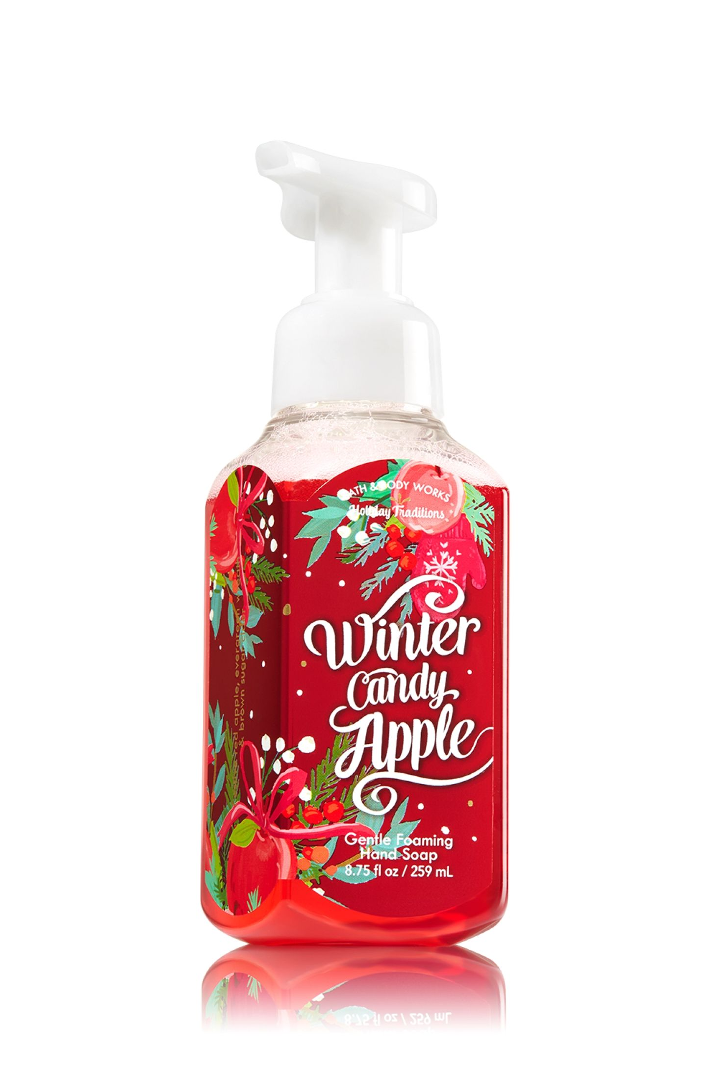 Winter Candy Apple Gentle Foaming Hand Soap Soap Sanitizer