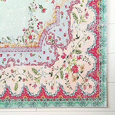Schlafzimmer Im Shabby Look pastell vintage teppich im angesagten shabby chic look für