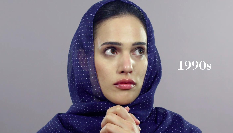 sabrina featured on muslimgirl! #muslim #girl #100years #beauty