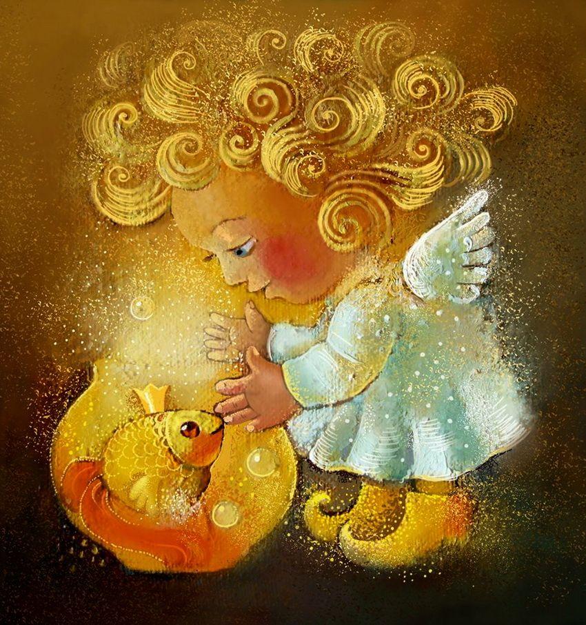 Картинки ангел анна