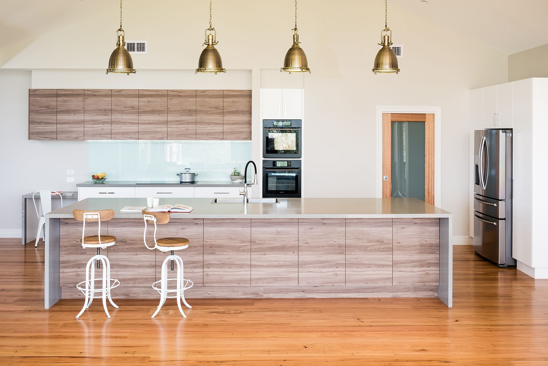 Current Trends In Kitchen Design Prepossessing Now Showing Current Kitchen Design Trends Are All About Textured Decorating Design