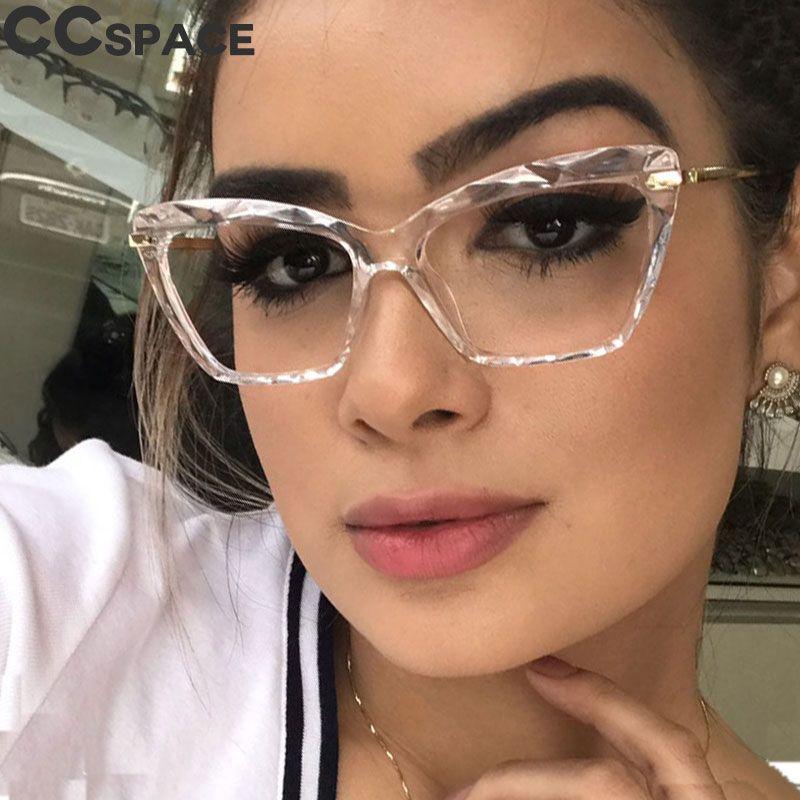 Barato 45591 Estilos Marca De Moda Armacoes De Oculos Quadrados