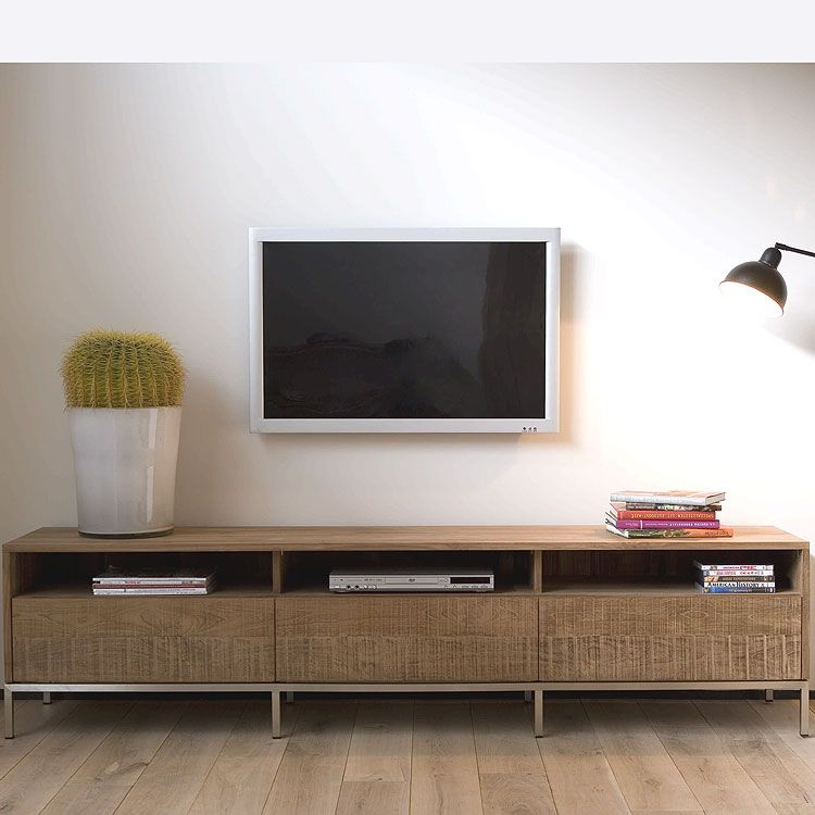 new product 9a588 64fad Tv Console - simple clean | Small Spaces, Big Ideas. | Tv ...