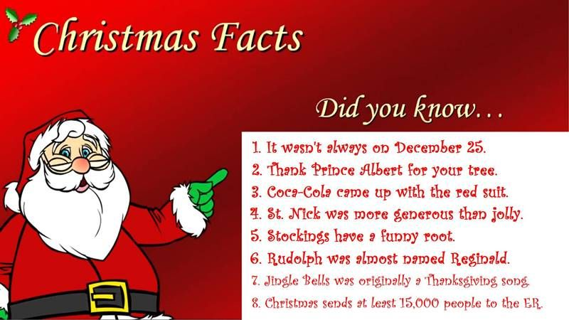 Interesting Christmas Facts From Around The World Christmas Fun Facts For Kids Funny Facts About Christmas Tr Christmas Fun Facts Christmas Trivia Xmas Songs