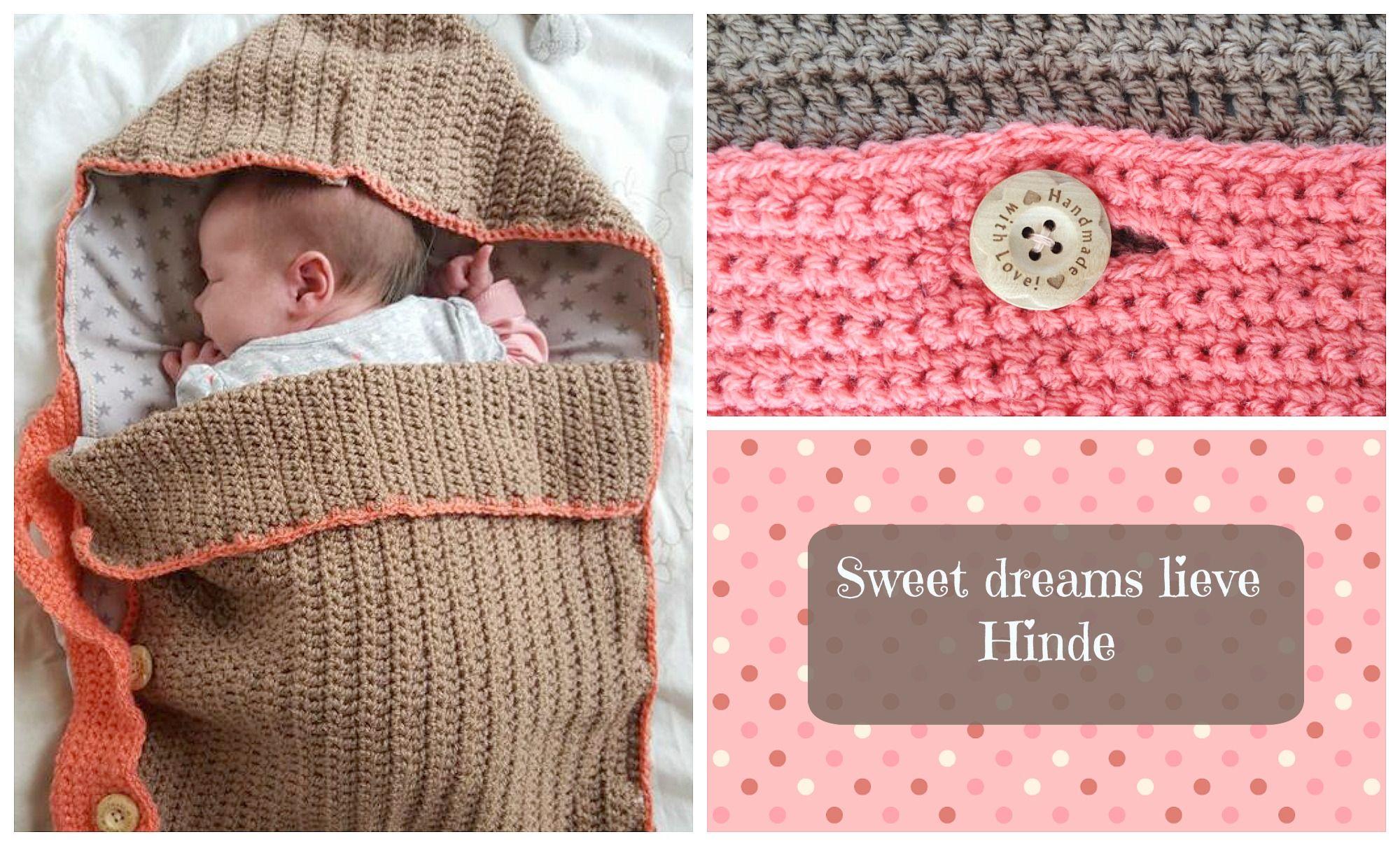 Patroon Gehaakte Baby Trappelzak Baby Crochet Crochet Baby En