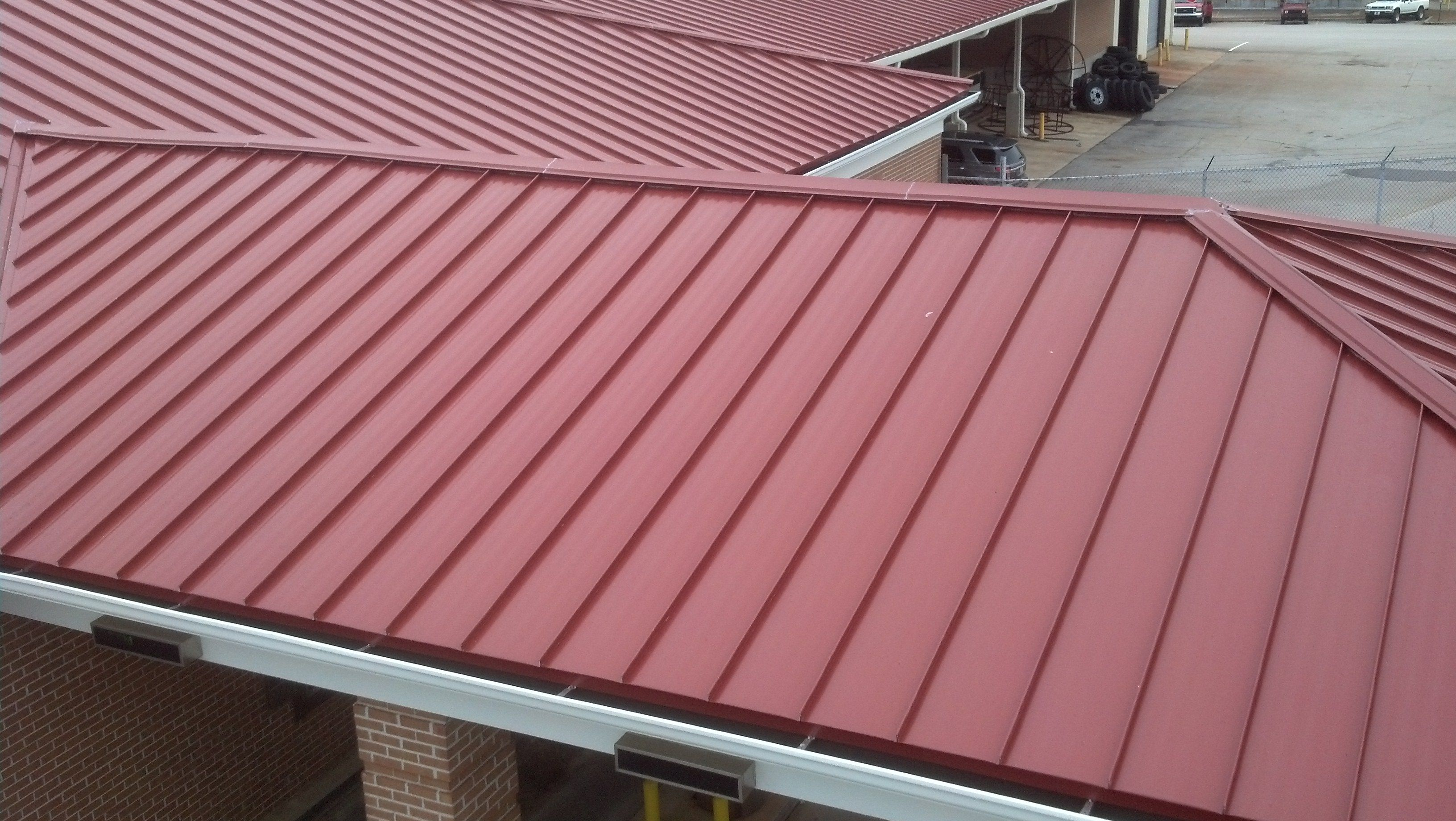 Commercial Metal Roofing - Jackson Metal Roofing - (478) 994-2252 ...