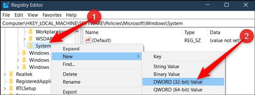 Cara Menonaktifkan Gambar Background Login Windows 10 Yang Blur Transparan Windows 10 Windows Blur