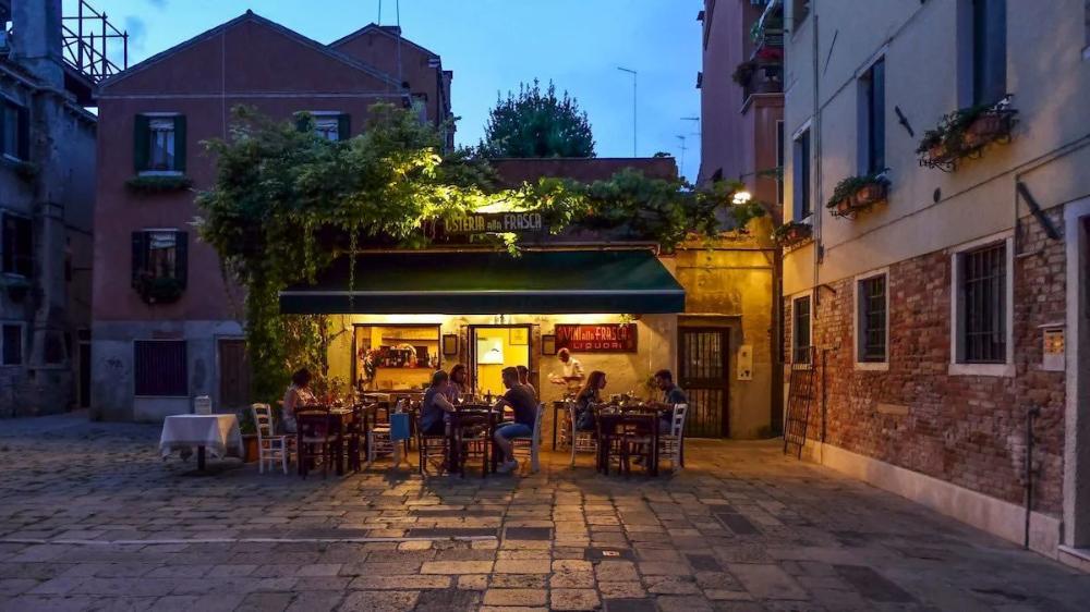 Photo of Osteria Alla Frasca, Venice, Italy – Restaurant Review