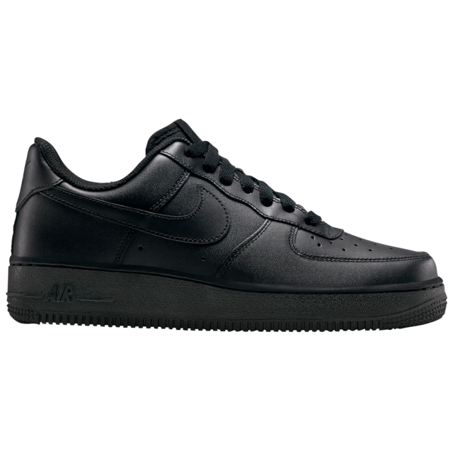 Nike Air Force 1 07 Le Low Women S Champs Sports Black Nike