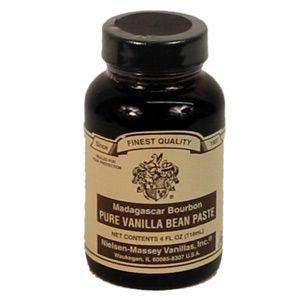 Any vanilla paste , not extract , paste