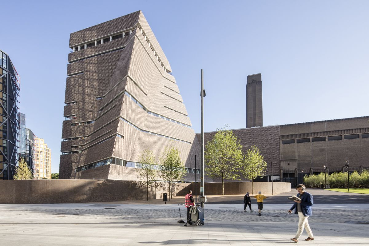 Gallery Of Gallery Herzog De Meuron S Tate Modern Extension Photographed By Laurian Ghinitoiu 10 Tate Modern Extension Tate Modern Tate Modern London