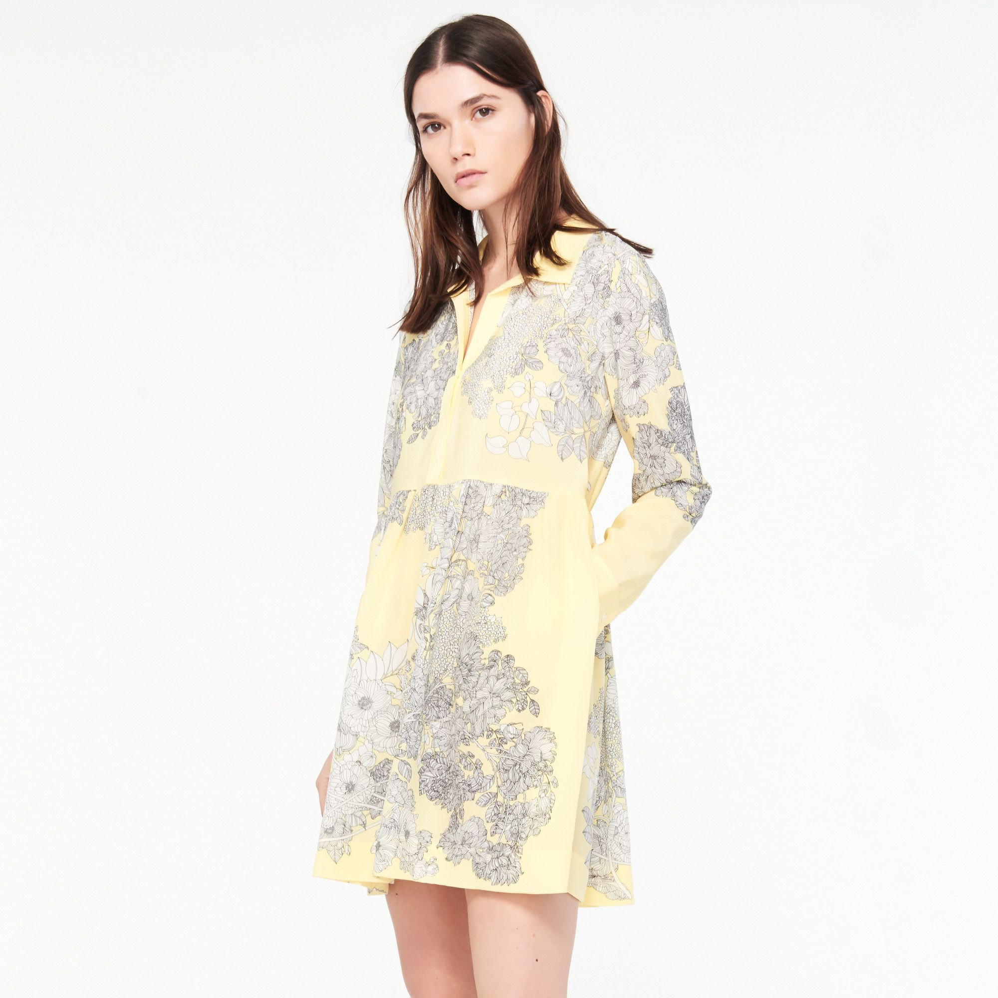 Trend Alert The Ultimate Shirt Dress List For This Ss17 Trend