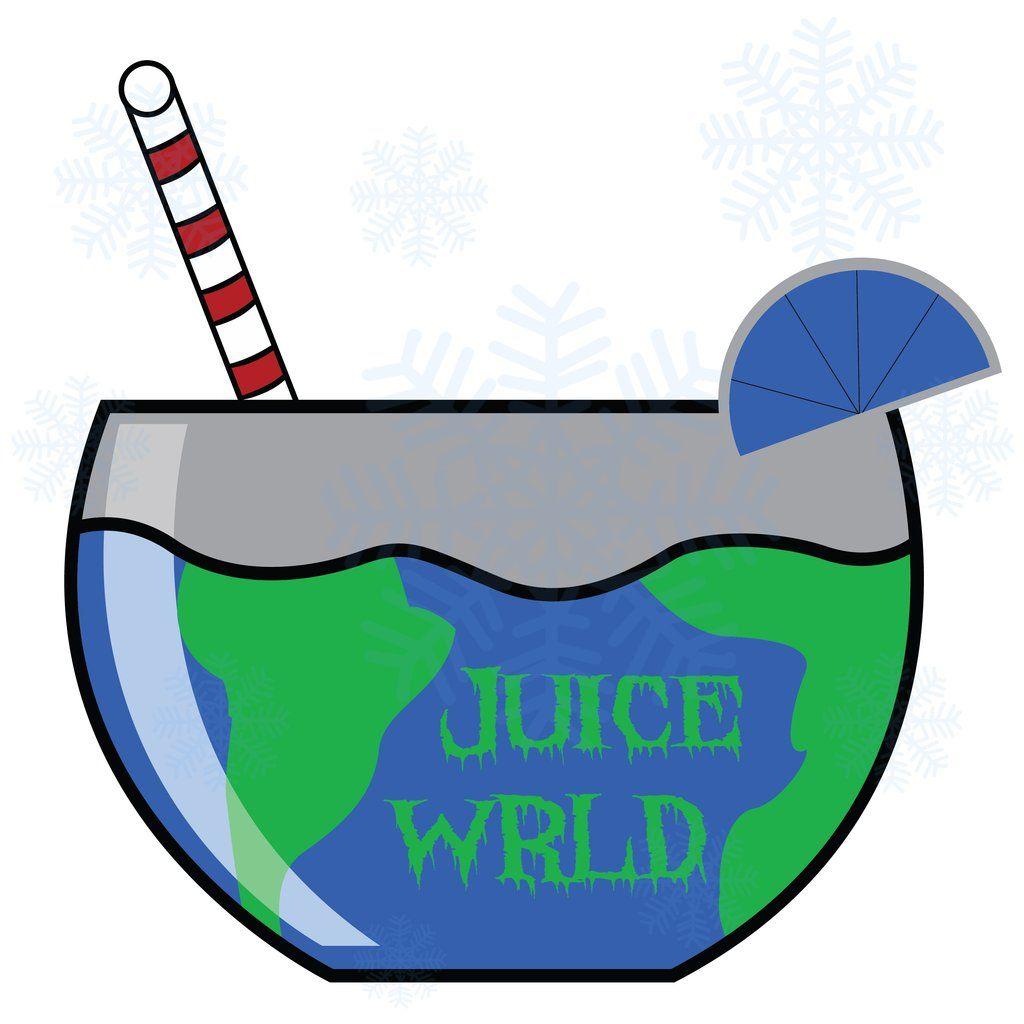 Juice Wrld Svg Files For Silhouette Files For Cricut Svg Dxf Eps Png Instant Download Svg Png Poster