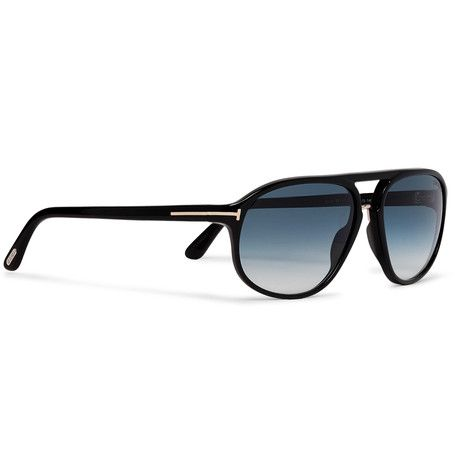 cheapest wide range official photos TOM FORD Jacob Aviator-Style Acetate Sunglasses | Tom ford ...
