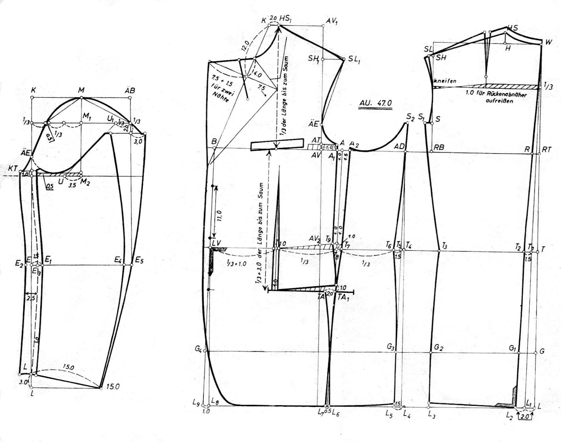 Tailleur patterns pesquisa google pinterest sew pattern jeuxipadfo Images