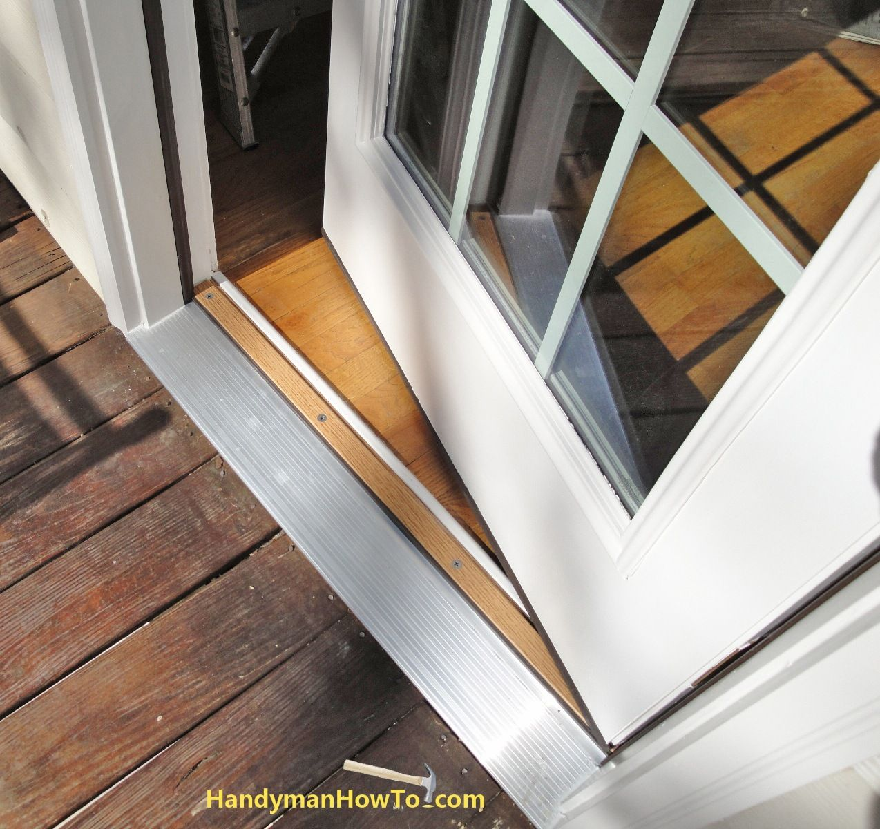 Exterior Door Threshold Detail New Therma Tru Traditions Exterior