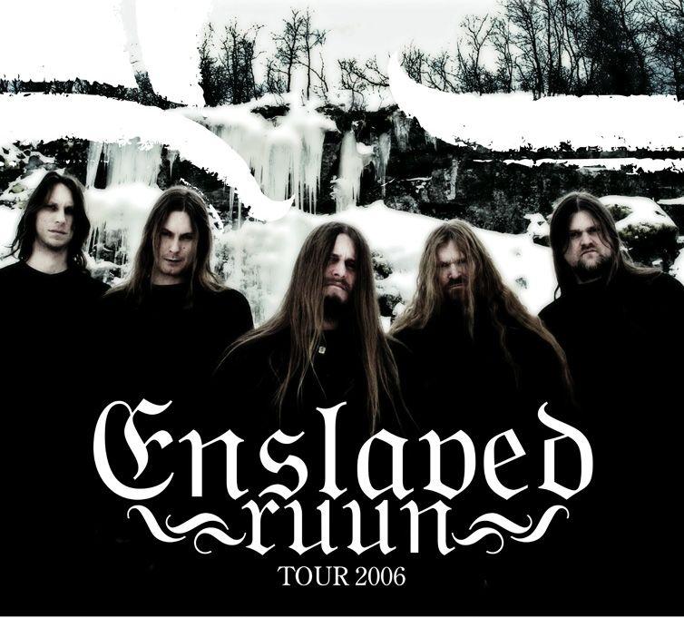 Enslaved Viking Metal Death Metal Metal Bands