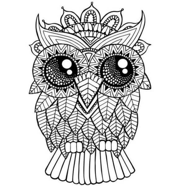 100 Mandalas de Animales para Imprimir y Colorear - Ideal para los ...