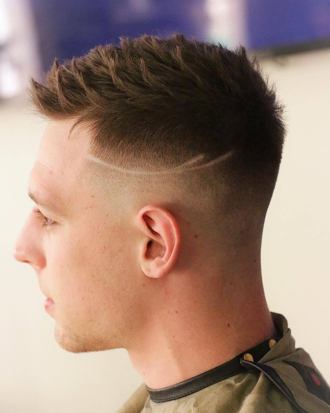 5 Short Haircuts For Men 2019 Short Fade Haircut Mens Haircuts Short Mens Haircuts Fade