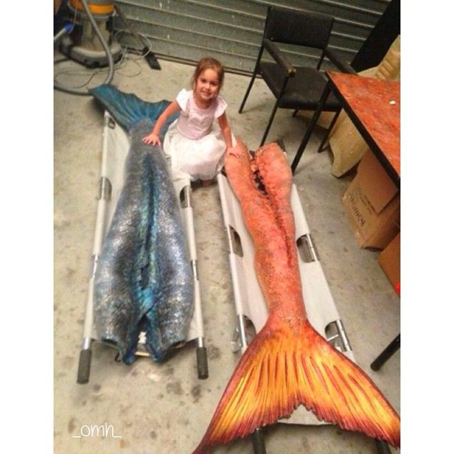 Behind The Scenes With The Mer Tails