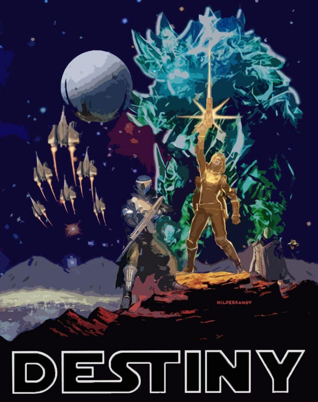 Super fan art (Destiny)