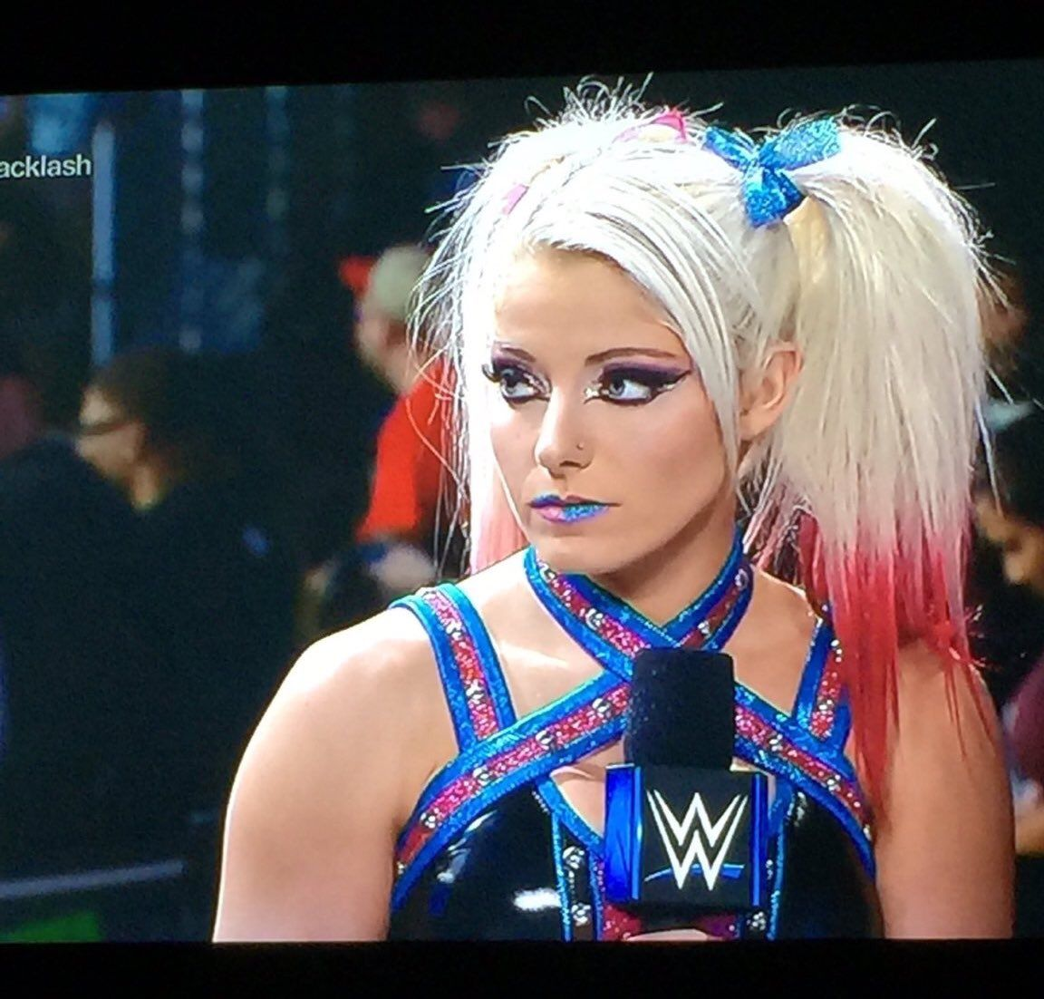 Twisted Thicc ★ Alexa Bliss ★ Little Miss everything THICC