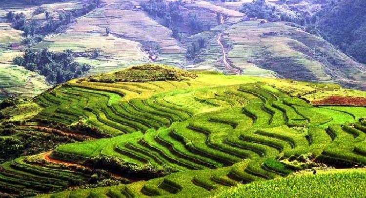 DESDE SAPA AL MEKONG - Vietnam