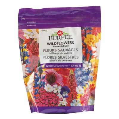 Bur Wildflower Bag Perennial Mix 13220 At The Home Depot