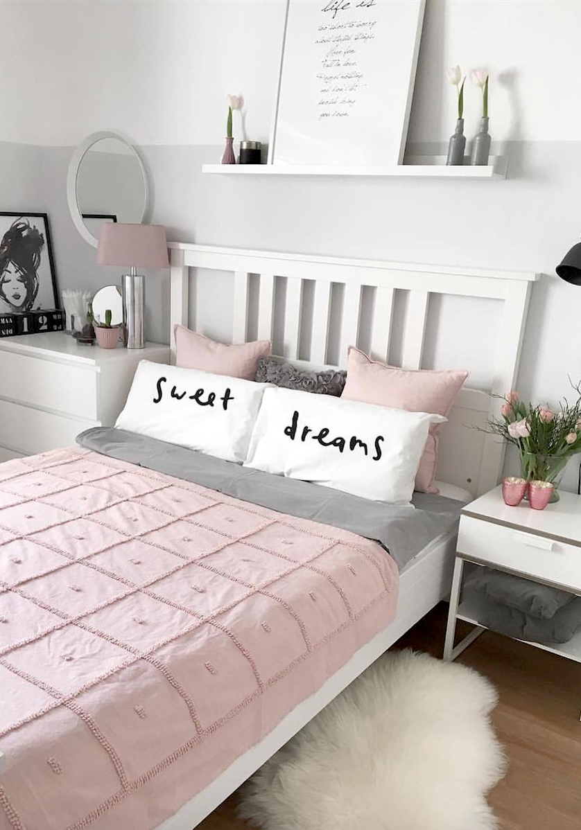 How Redecorating Your Room Can Help Fix A Broken Heart Post Breakup Home And Bedroom Decor Ideas For Women A Bedroom Decor Bedroom Interior Girls Room Decor
